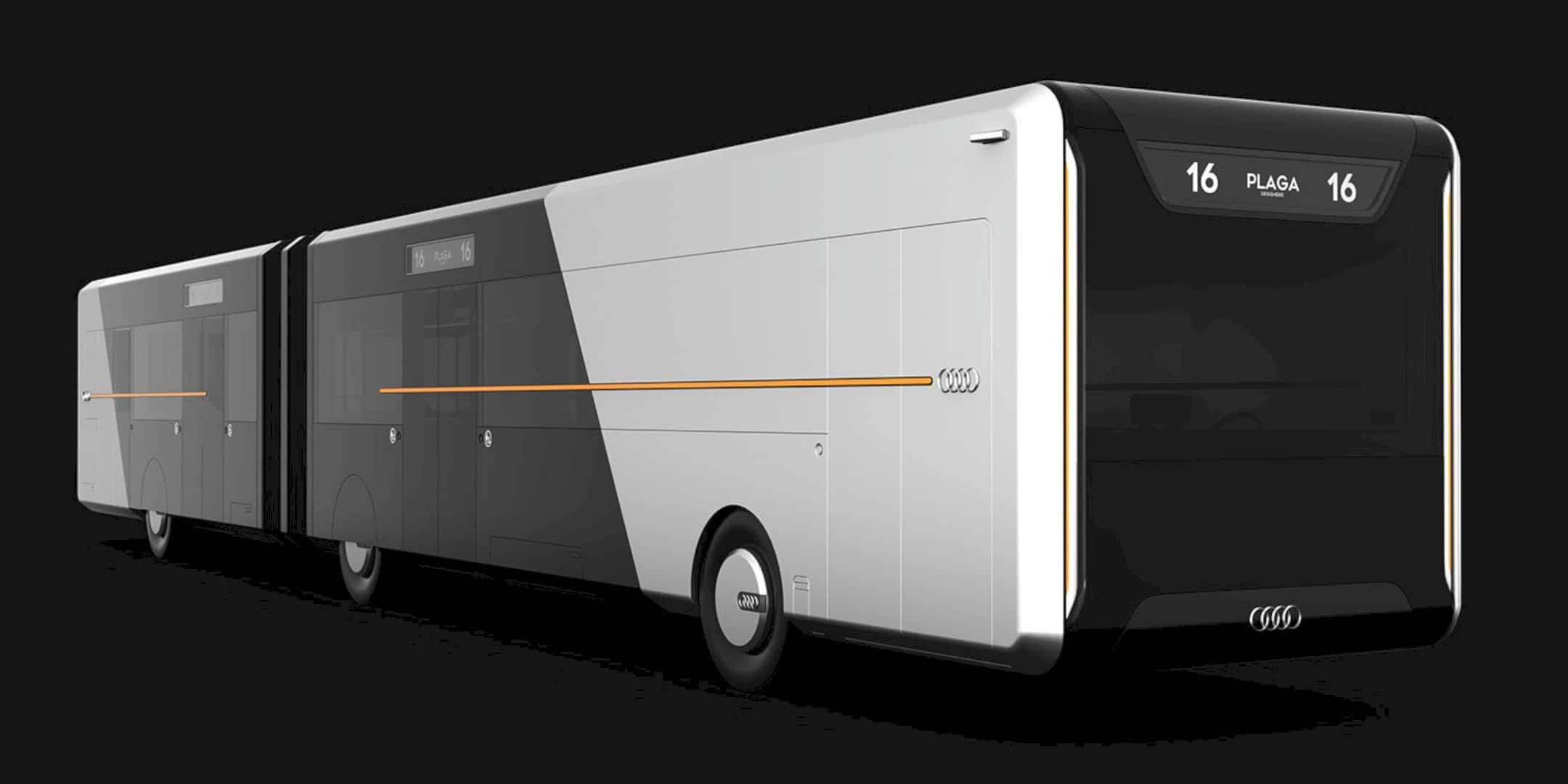 Audi City Bus 1