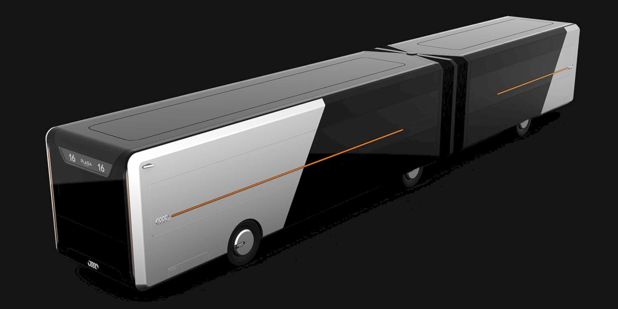 Audi City Bus 10