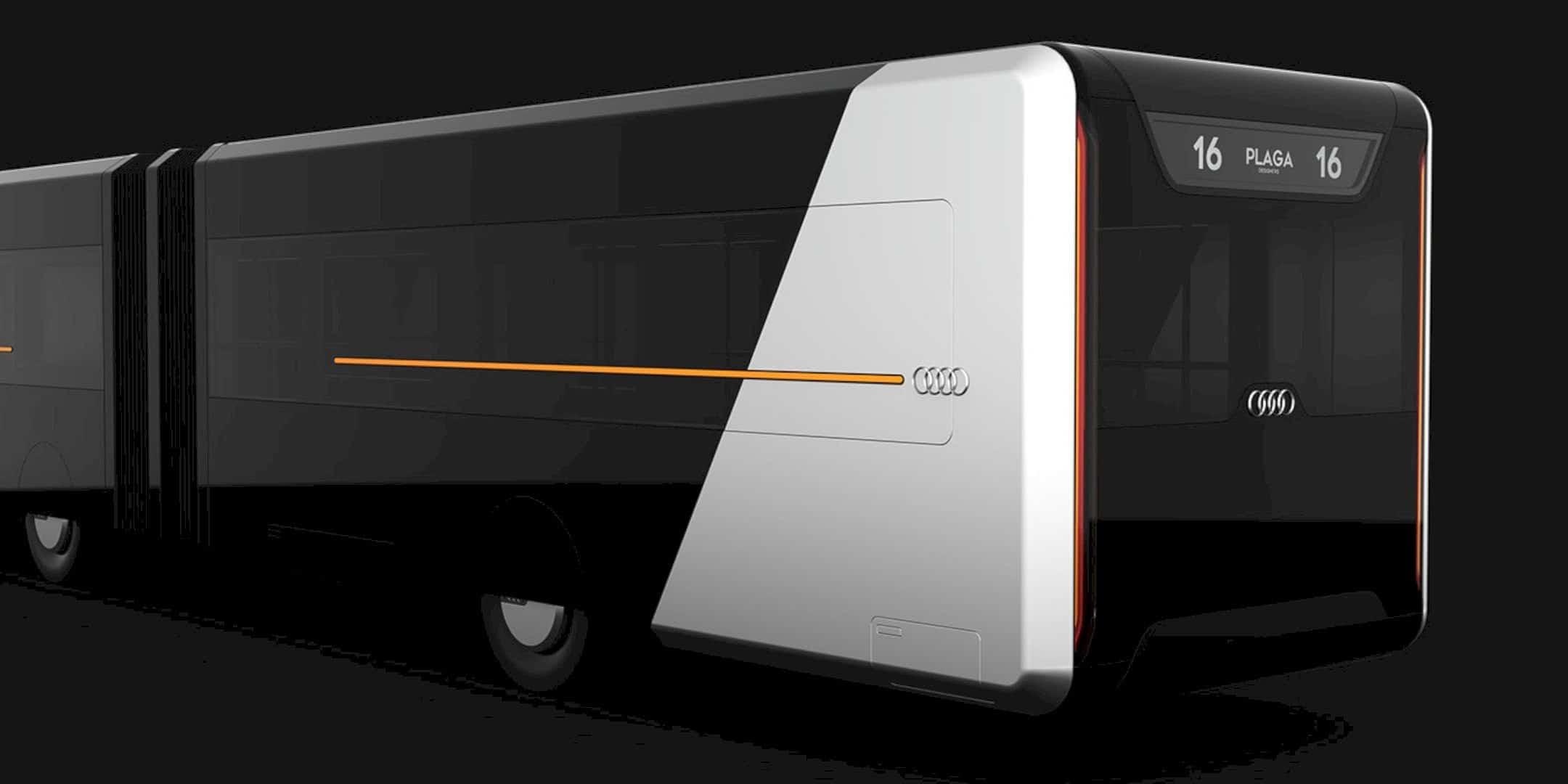 Audi City Bus 11