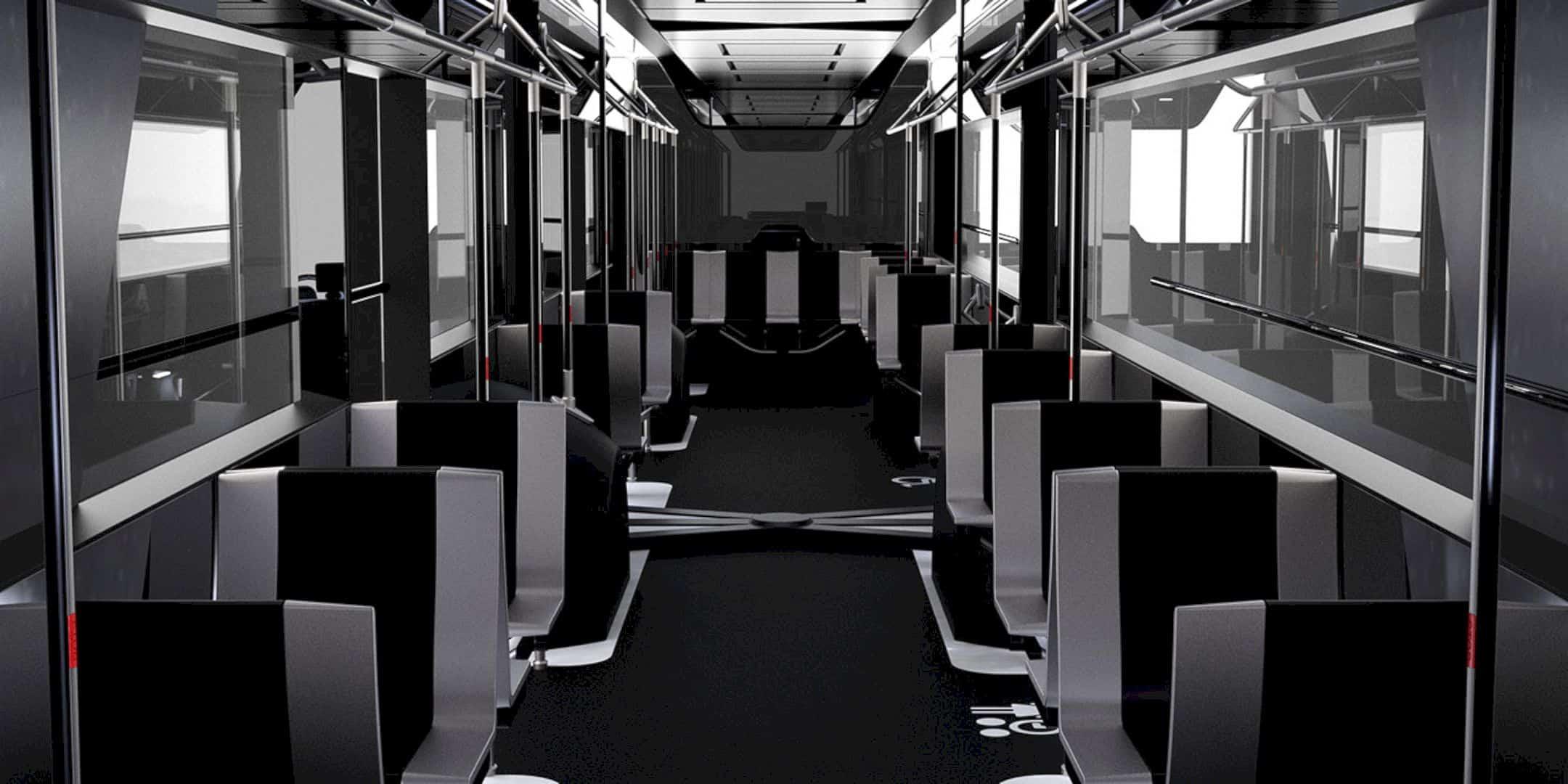 Audi City Bus 15