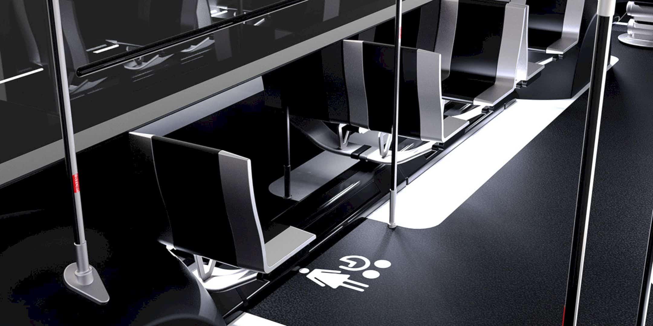 Audi City Bus 18