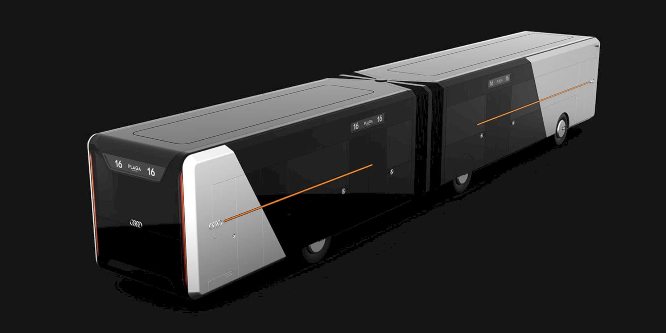 Audi City Bus 2