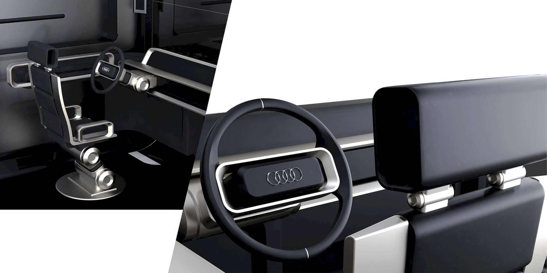 Audi City Bus 20