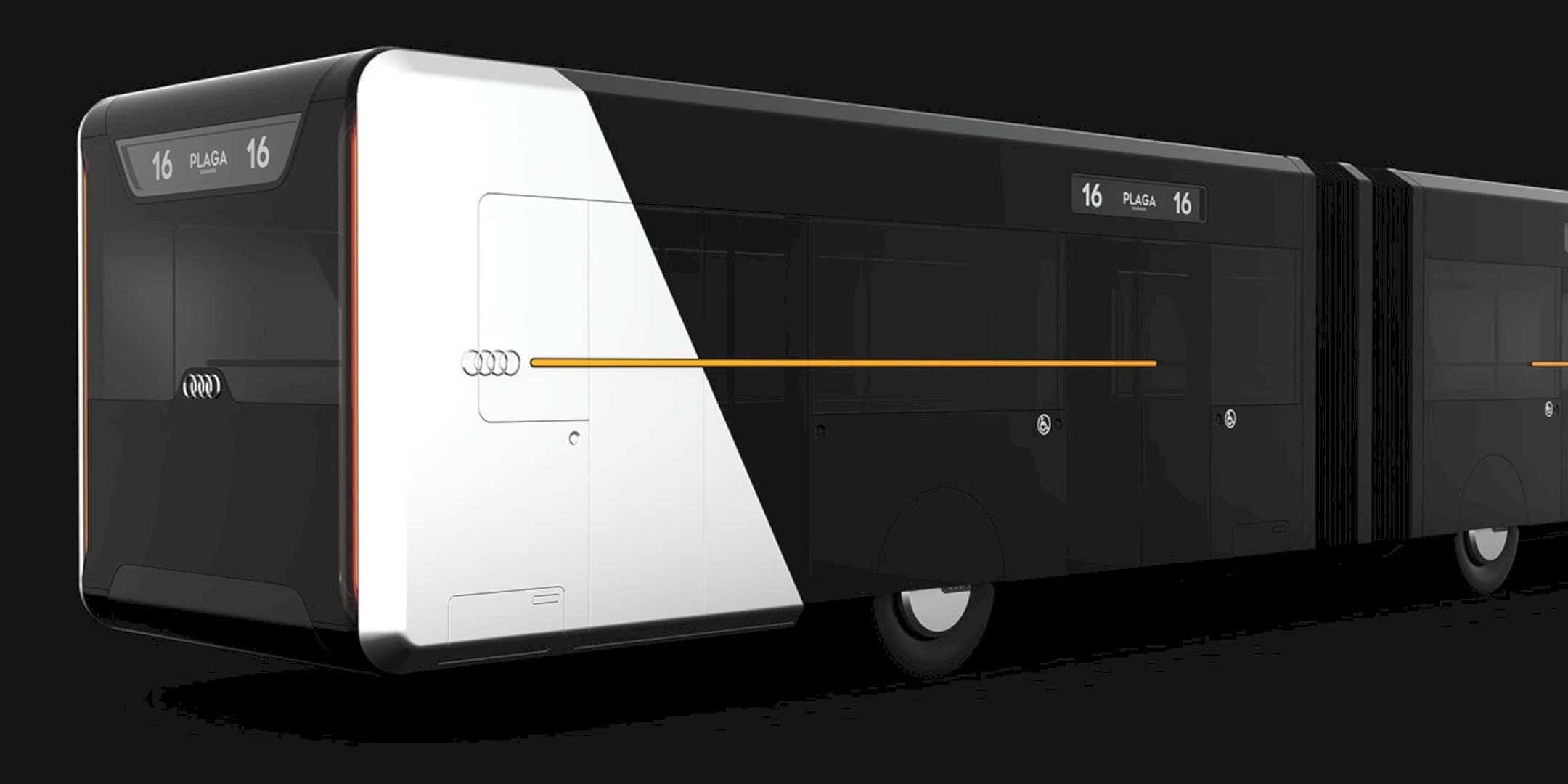 Audi City Bus 4