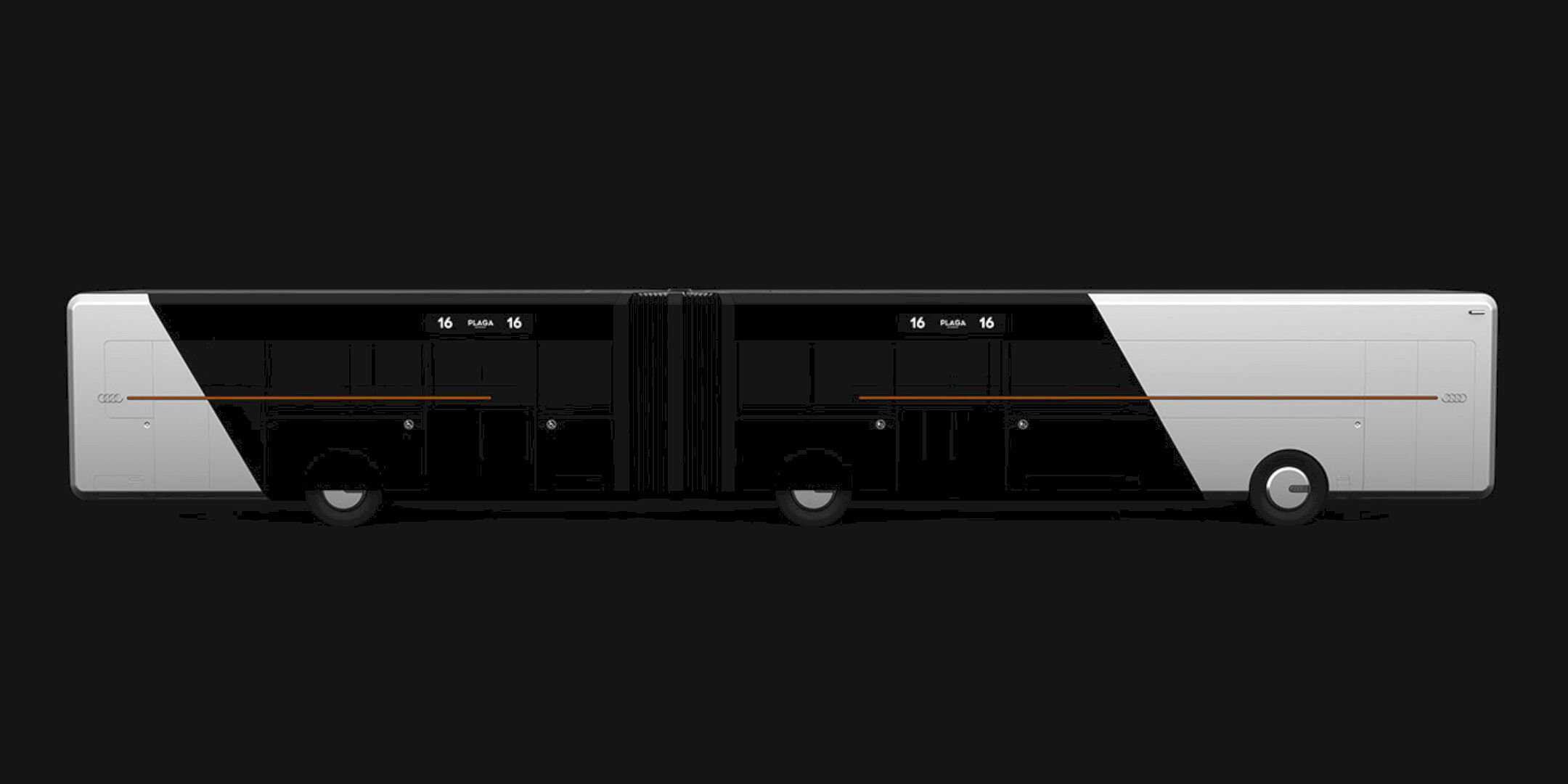 Audi City Bus 5