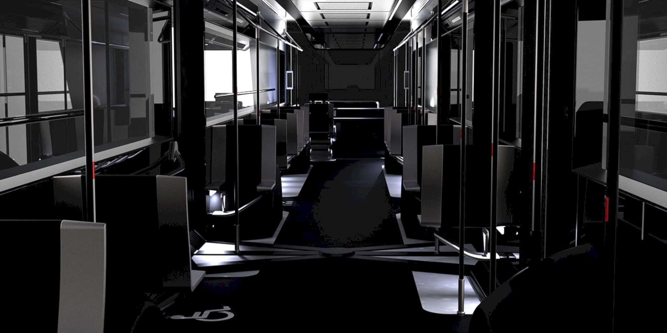 Audi City Bus 6