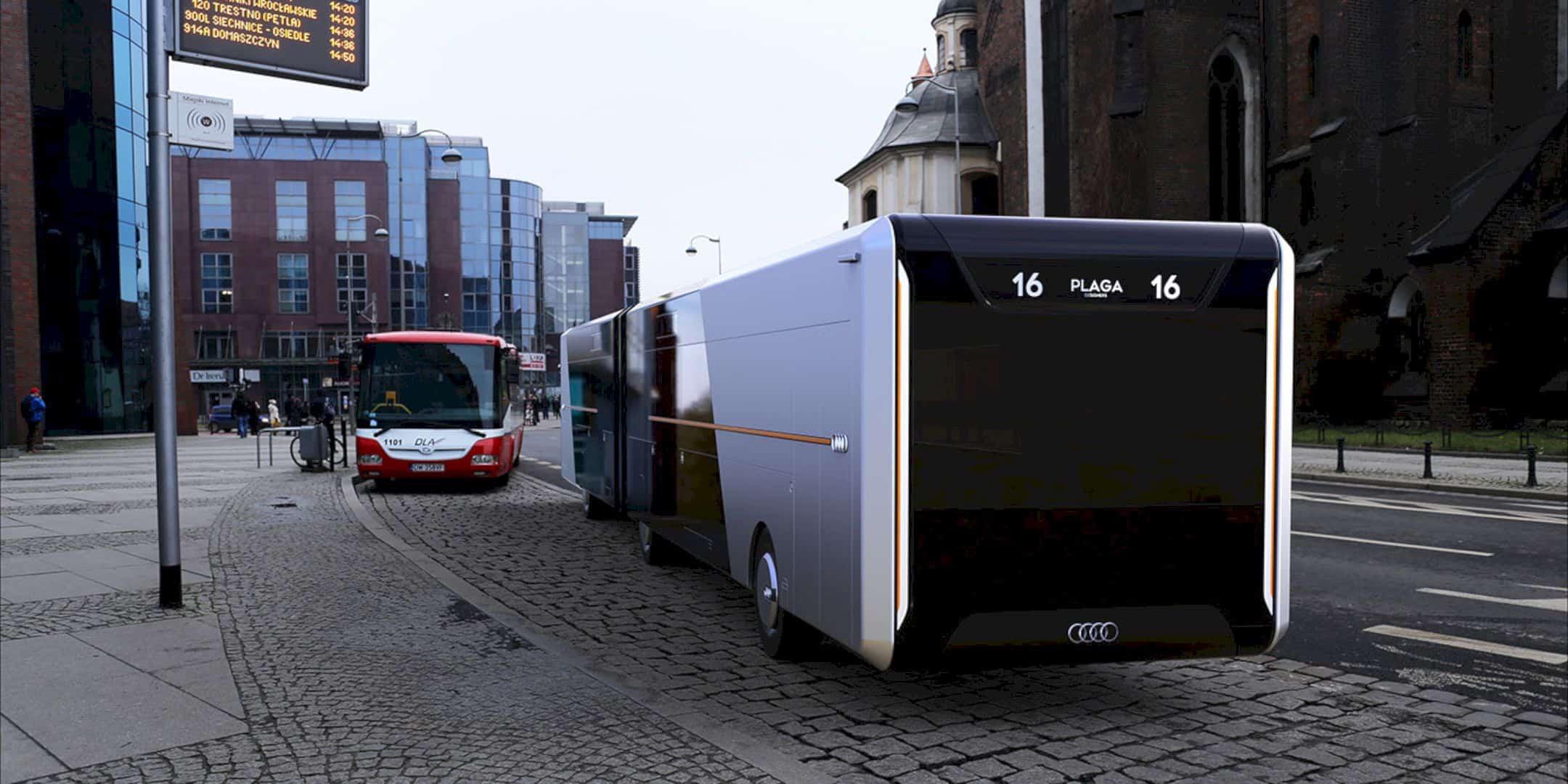Audi City Bus 7
