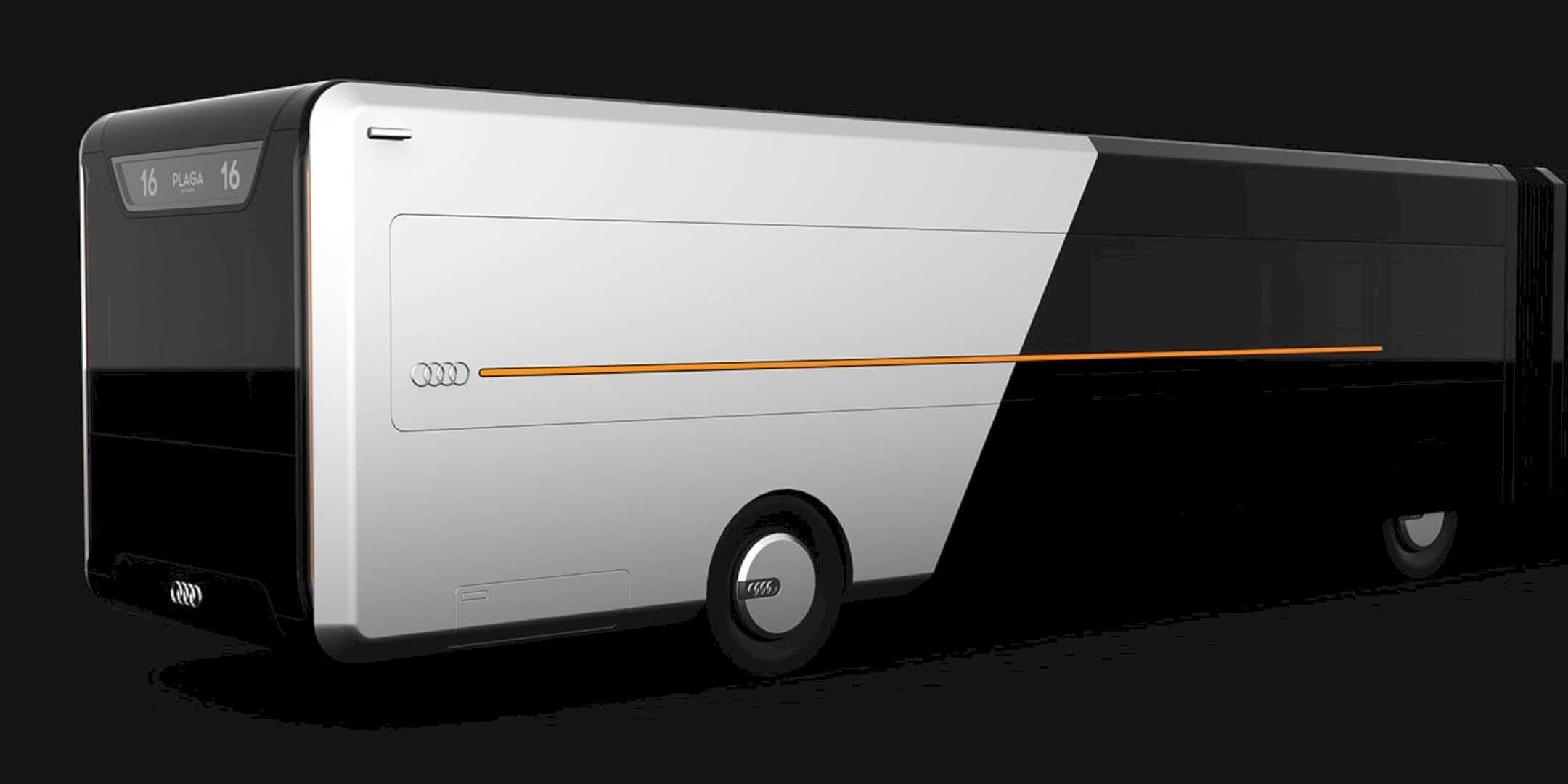 Audi City Bus 8