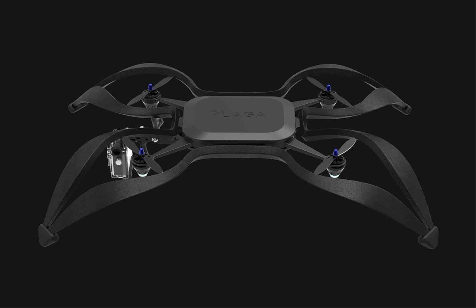PLAGA Drone 12