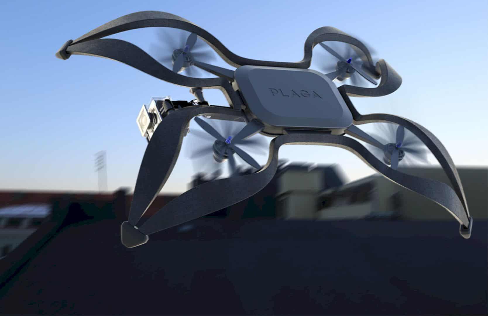 PLAGA Drone 7