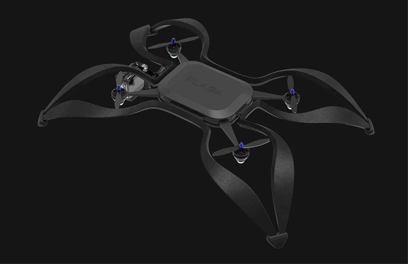 PLAGA Drone 8