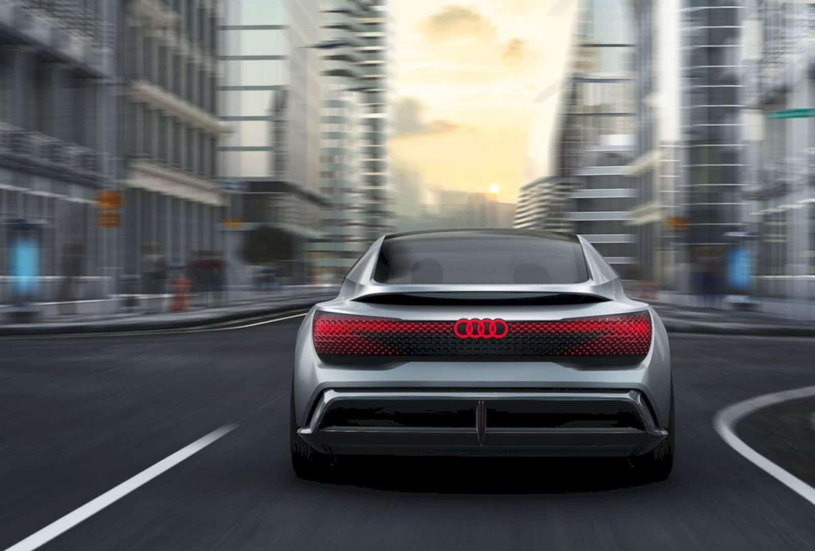 Audi Aicon Concept Car 3