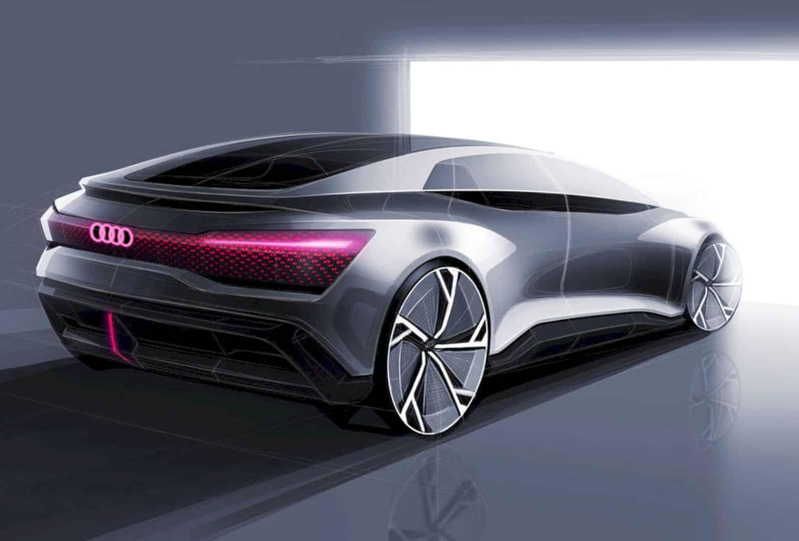 Audi Aicon Concept Car 5