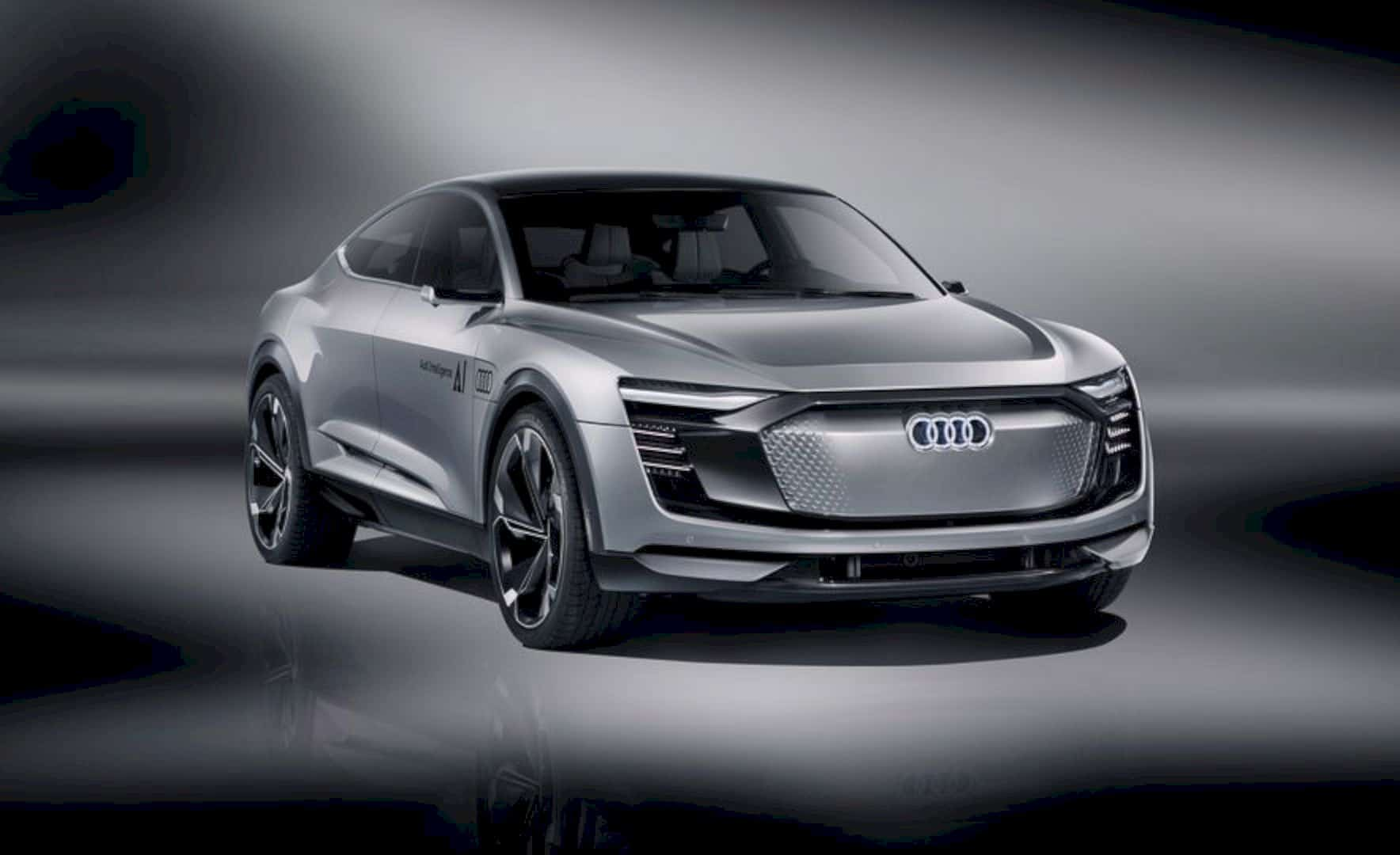 Audi Elaine Concept Car: Highly Automated for the Future