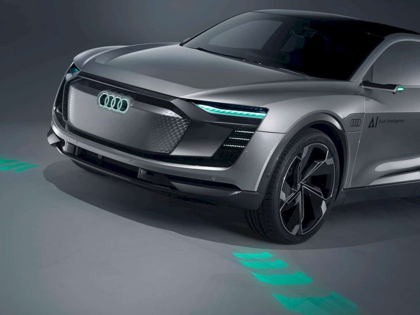Audi Elaine Concept Car 4