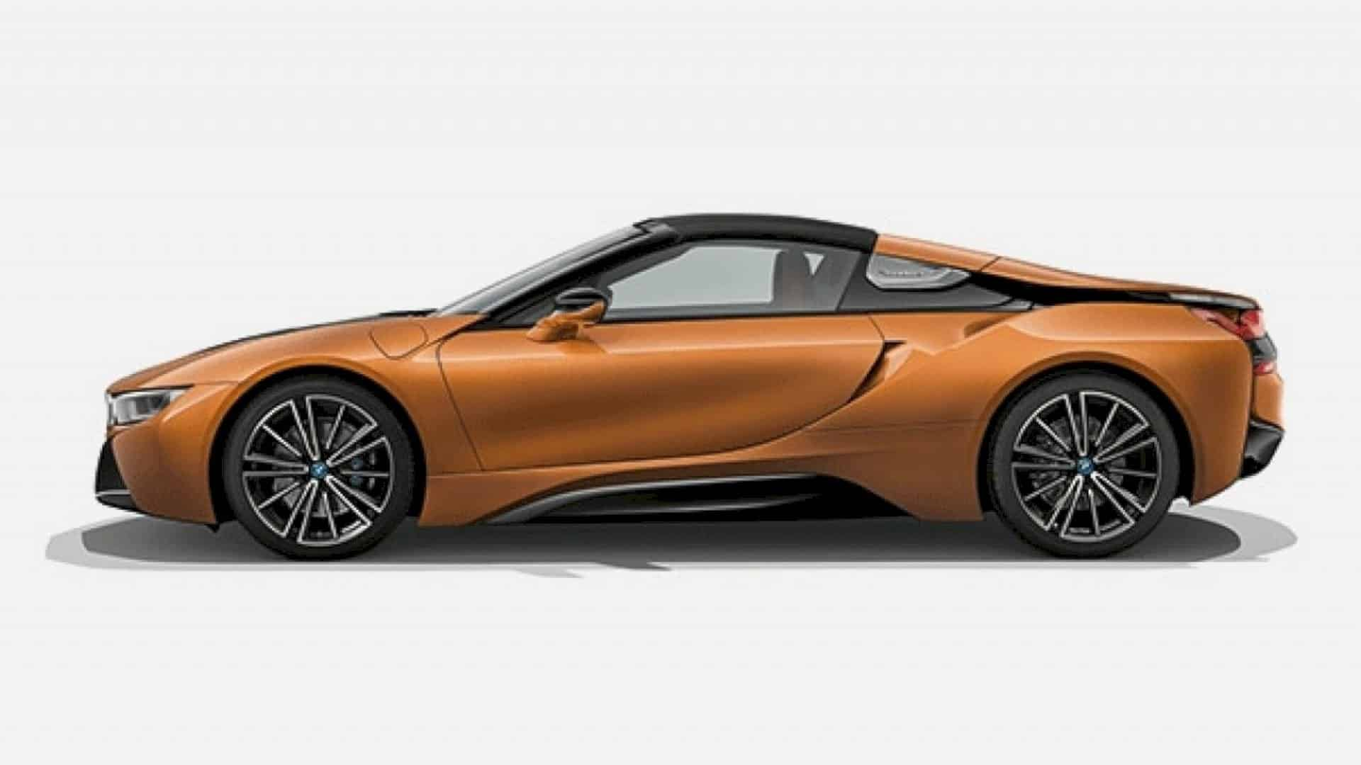 BMW i8 Roadster: The Future is Yours to Drive