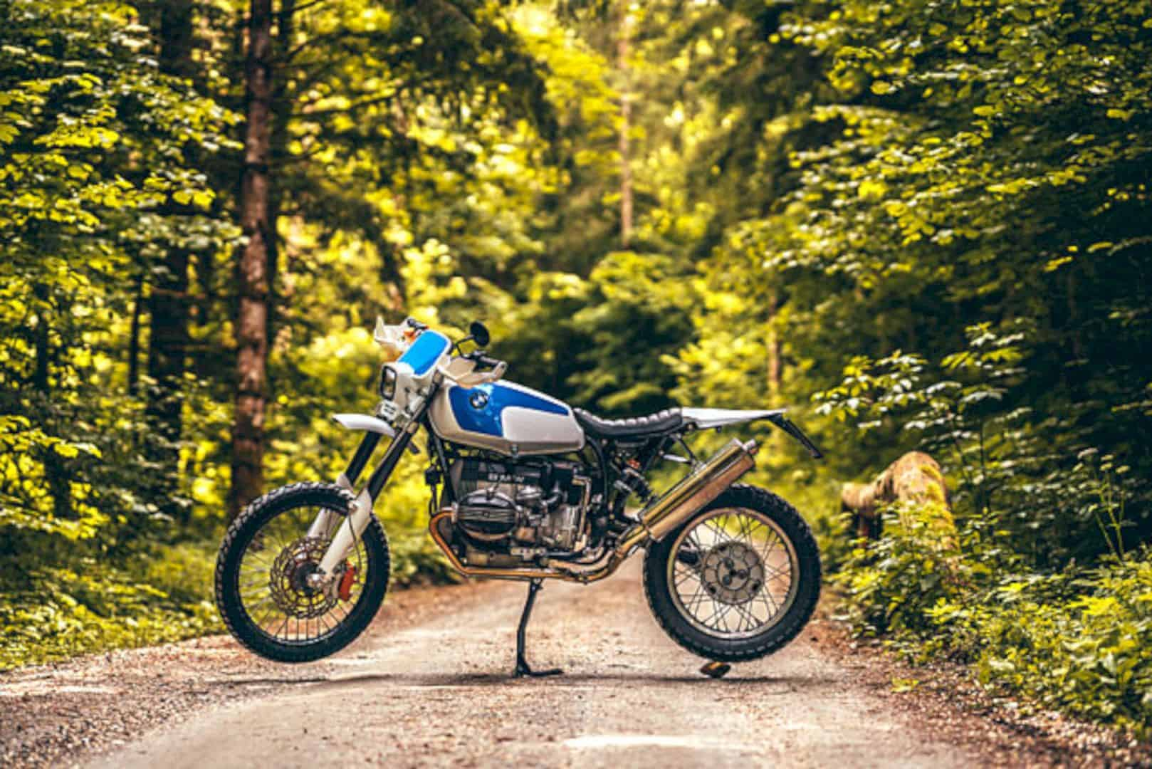 Bmw R80gs Enduro By Nct Motorcycles 1