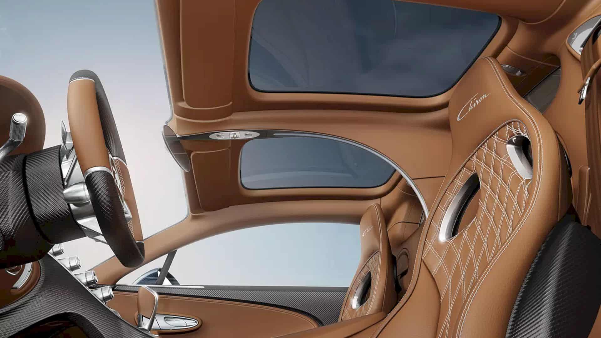 Bugatti Chiron Sky 4