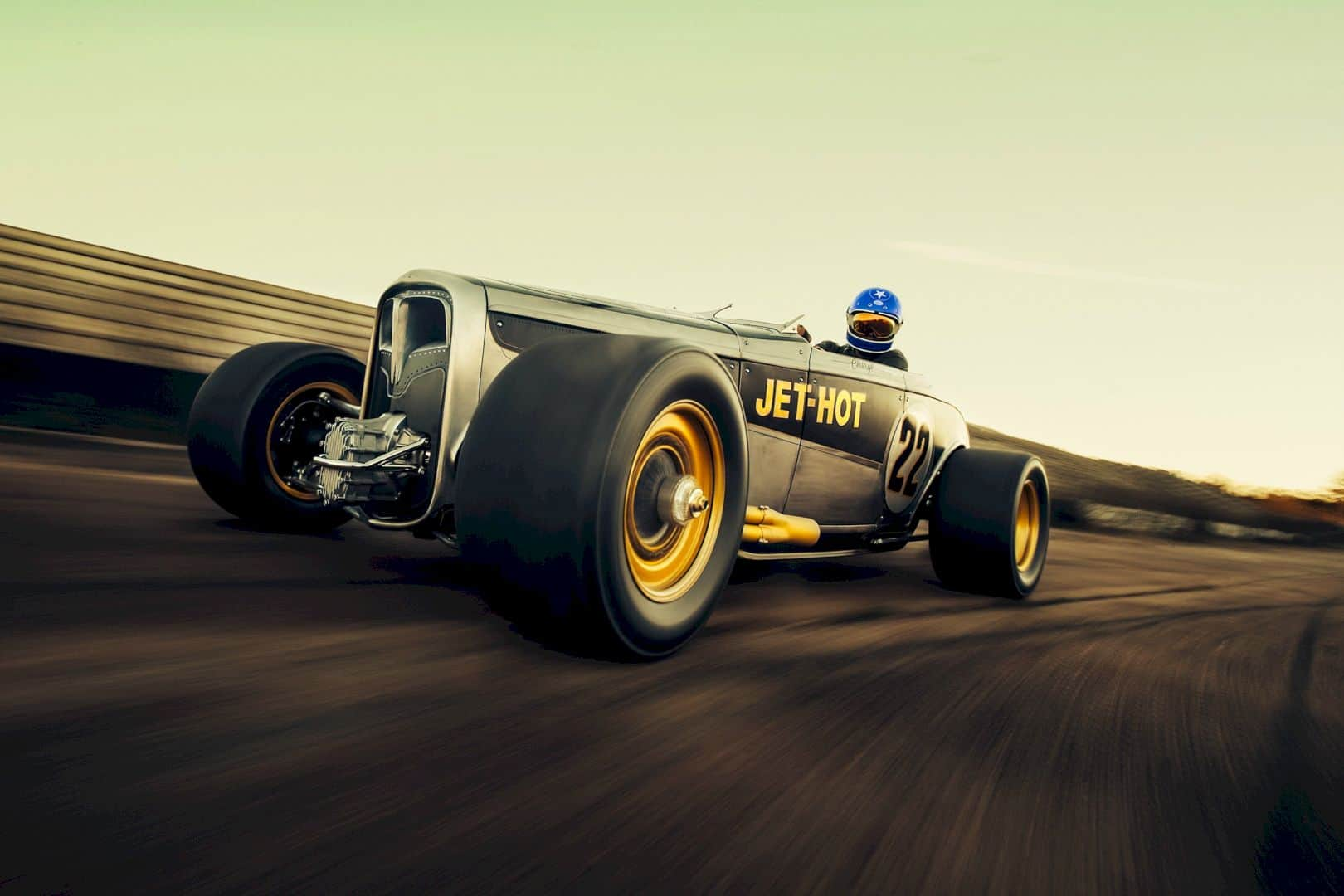 Jet-Hot Double Down: The Most Incredible Hotrod