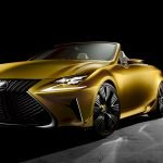 Lexus LF-C2 Concept: Captivation Through Illumination