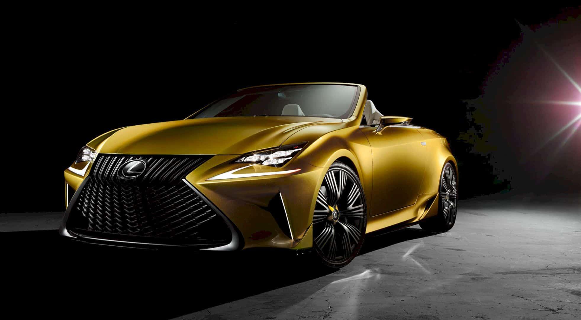 Lexus Lf C2 Concept 4