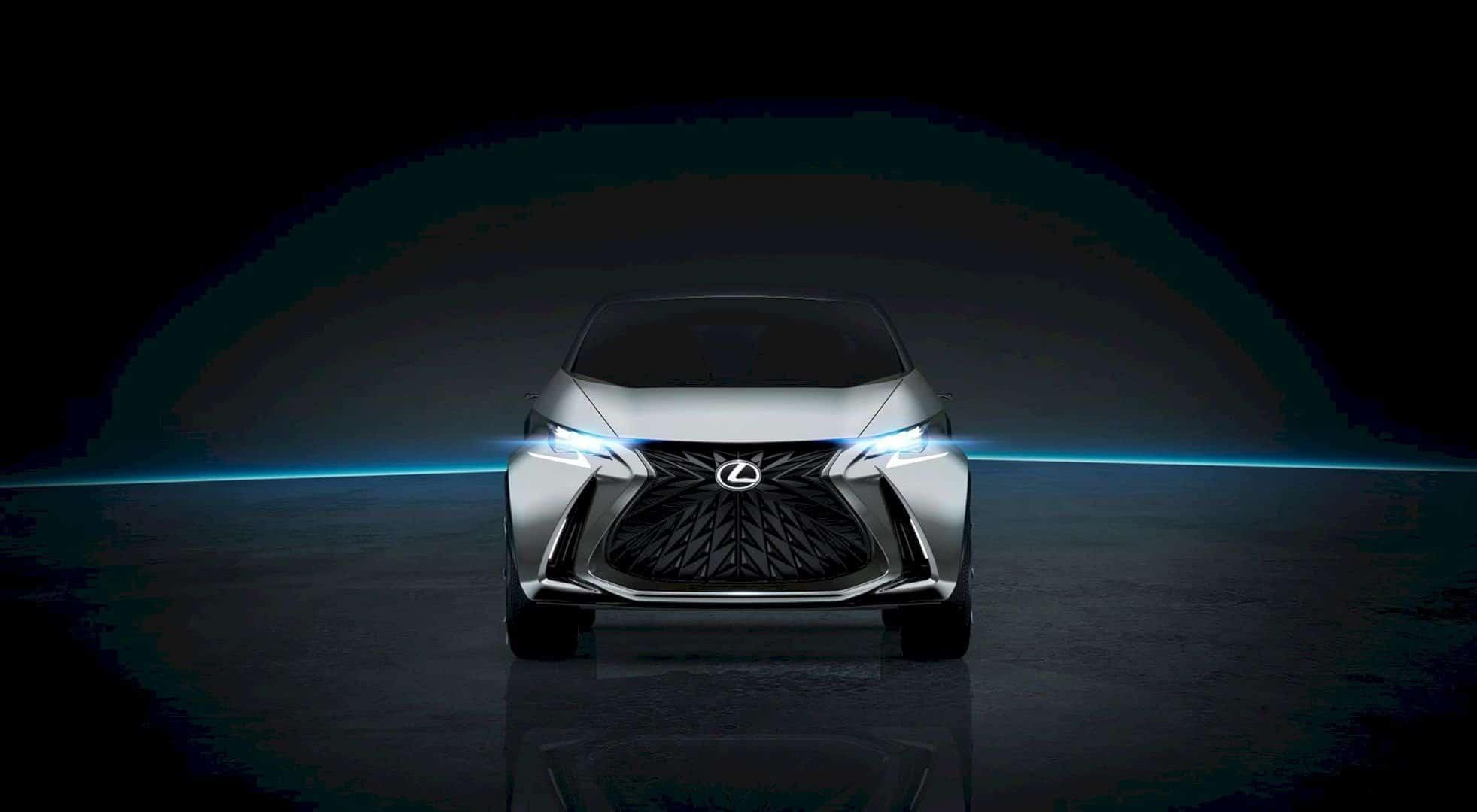 Lexus Lf Sa Concept 1
