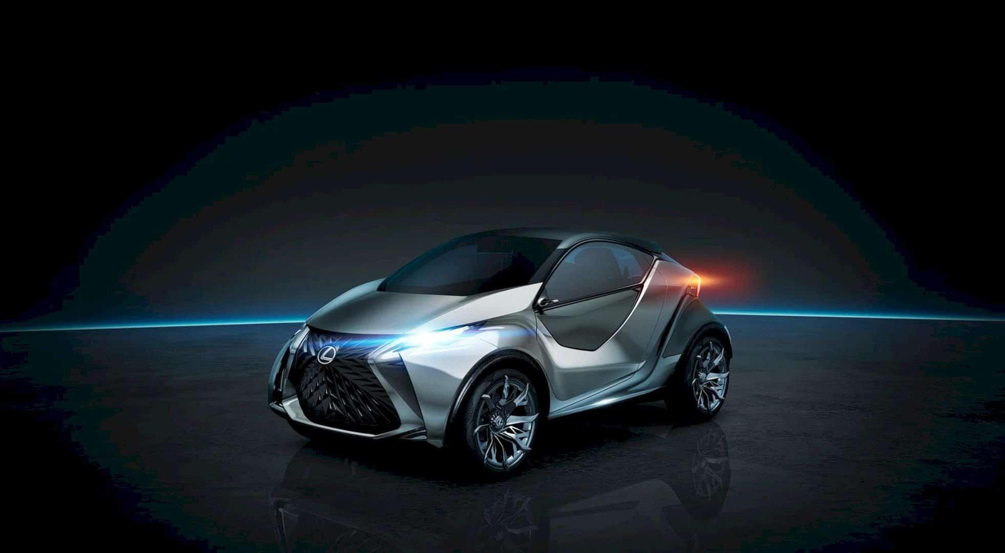 Lexus Lf Sa Concept 3