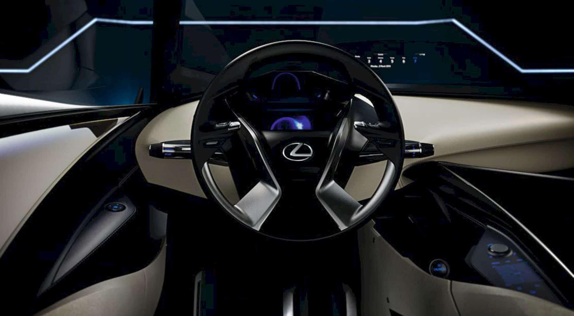 Lexus Lf Sa Concept 4