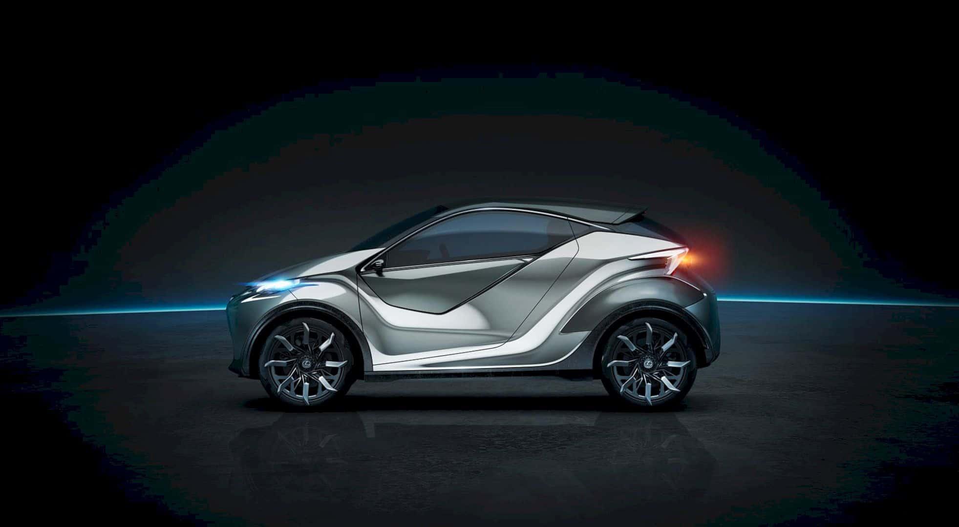 Lexus Lf Sa Concept 5
