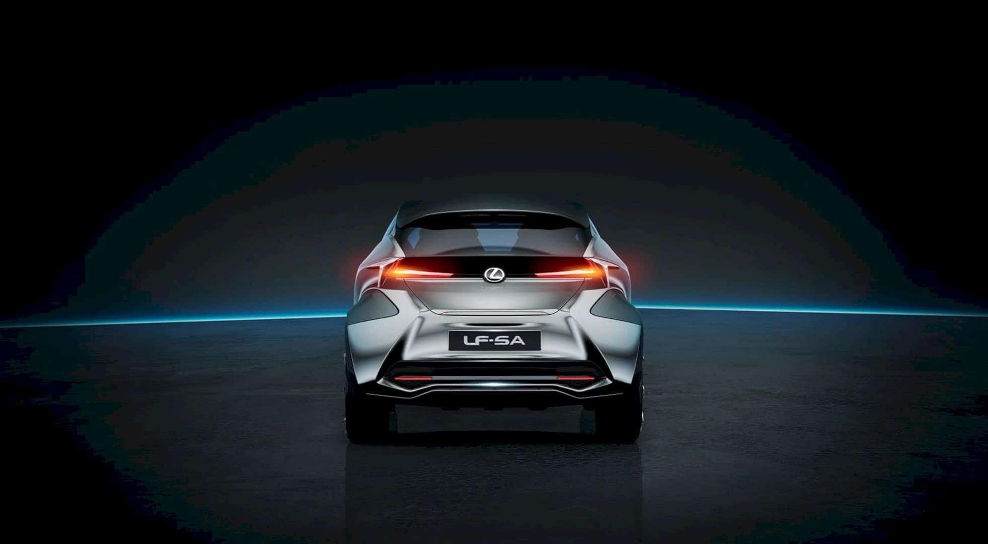 Lexus Lf Sa Concept 6