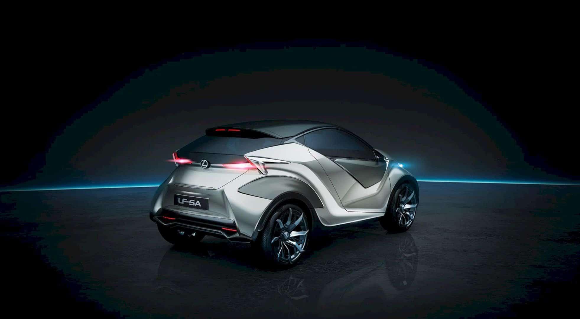 Lexus Lf Sa Concept 7