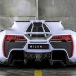 Milan Red Super Cars: Pushing Up to The New Boundaries