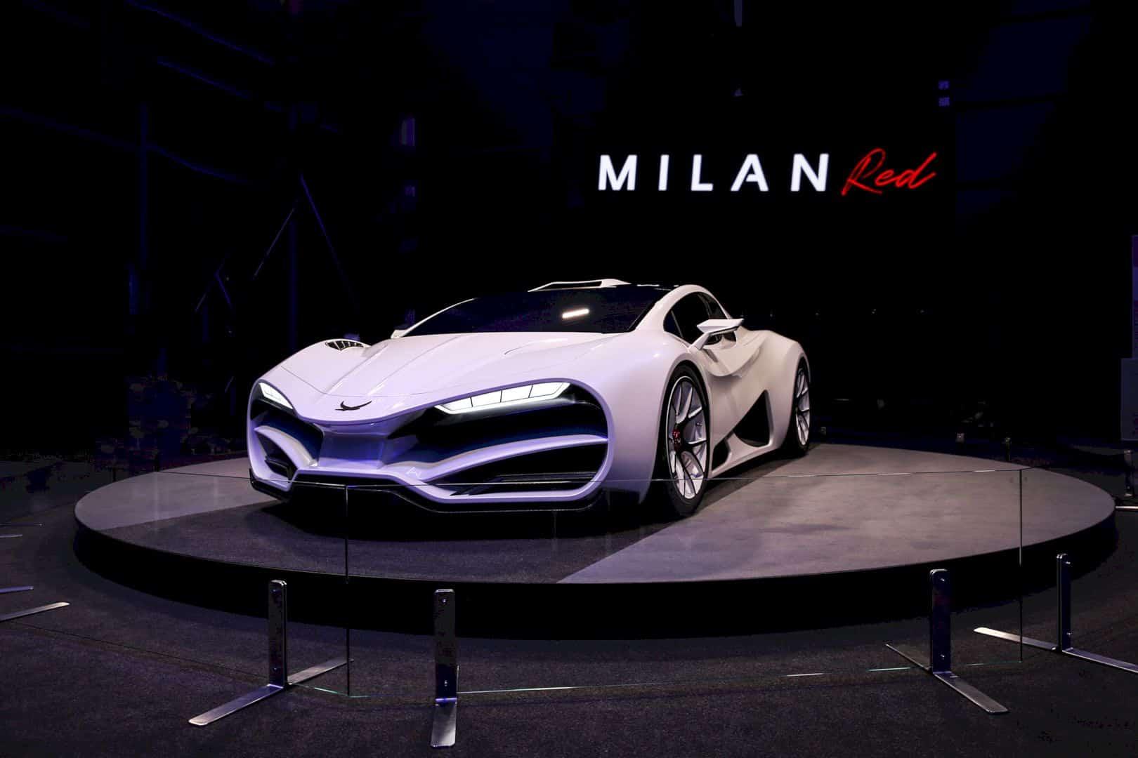 Milan Red 7