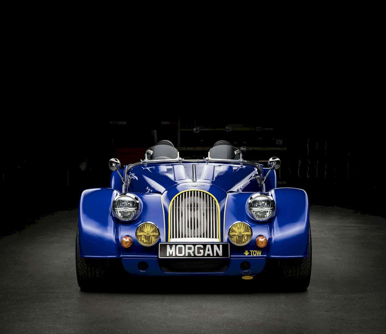 Morgan Plus 8 50th Anniversary Edition 2