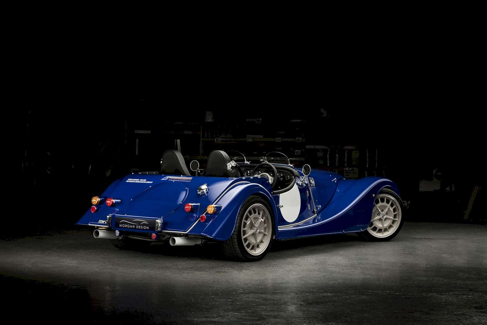 Morgan Plus 8 50th Anniversary Edition 3