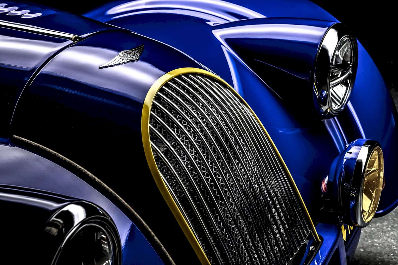 Morgan Plus 8 50th Anniversary Edition 4
