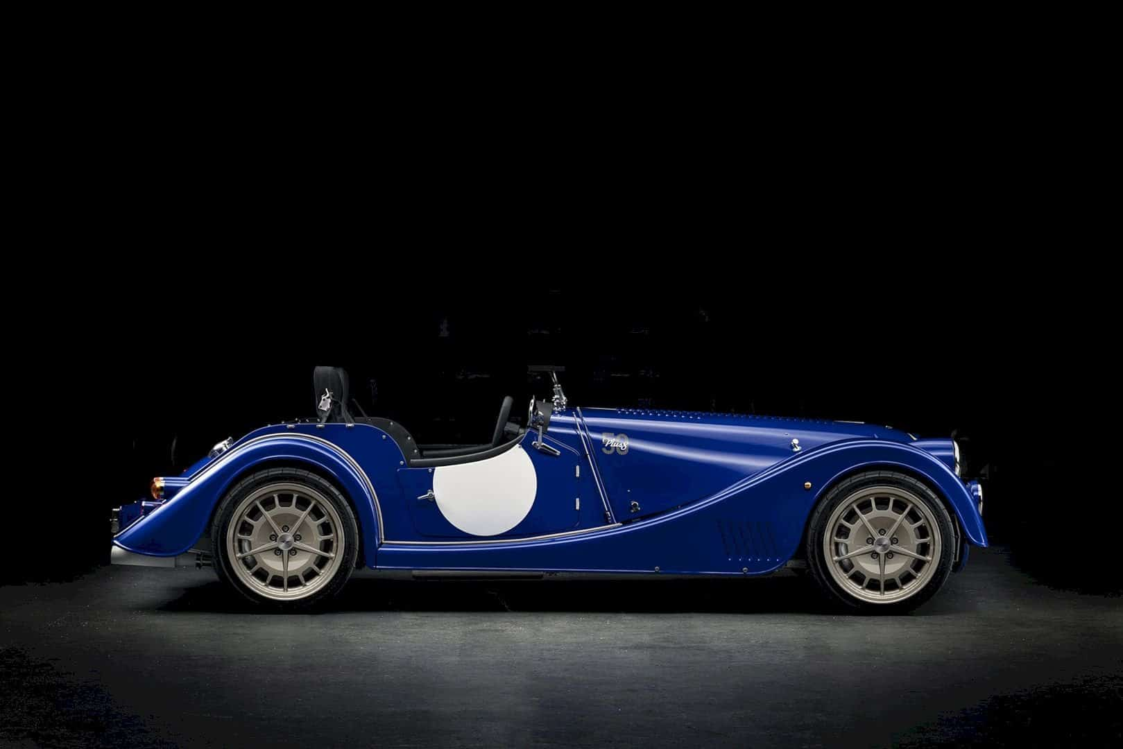 Morgan Plus 8 50th Anniversary Edition 5