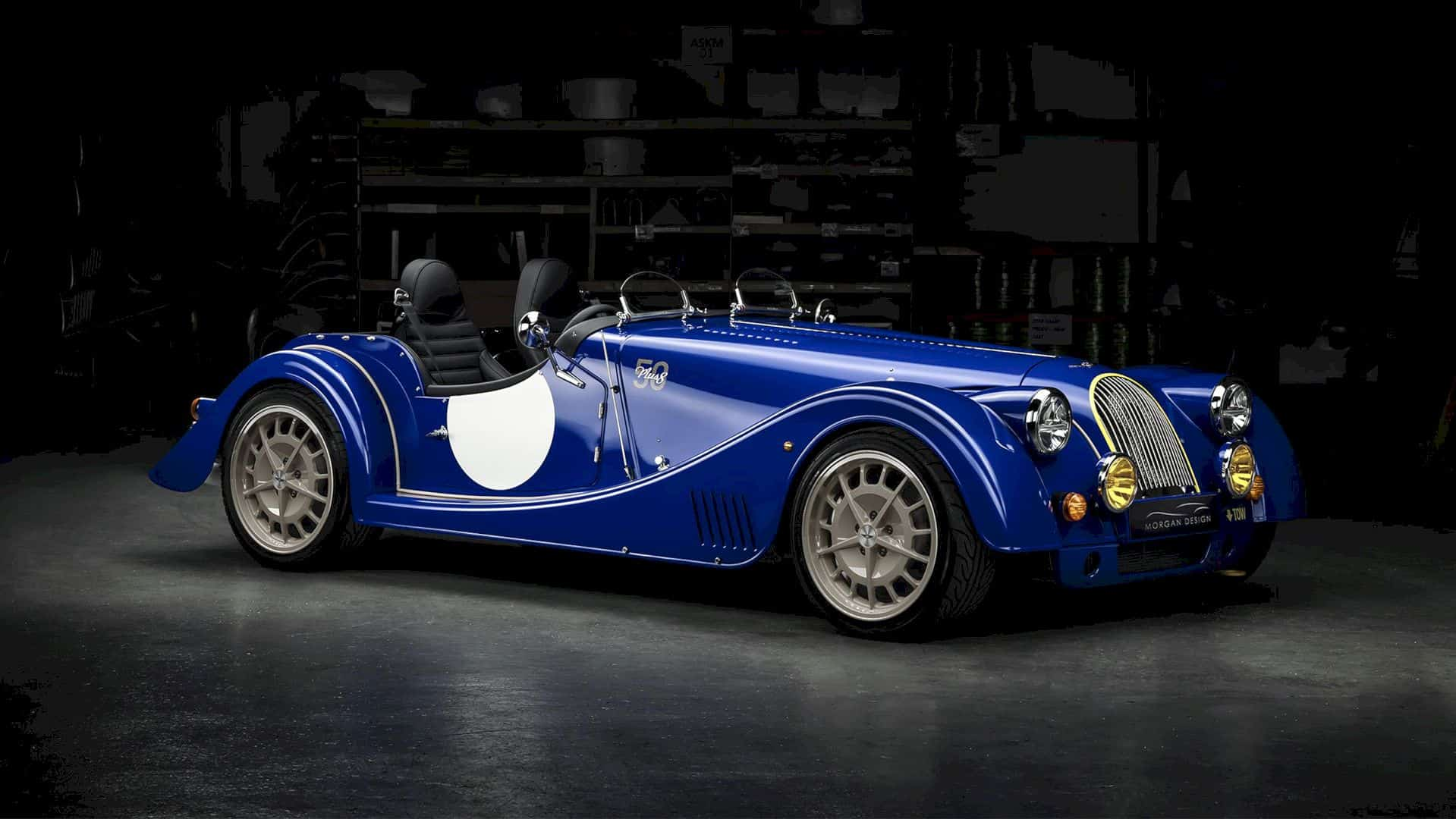 Morgan Plus 8 50th Anniversary Edition 6
