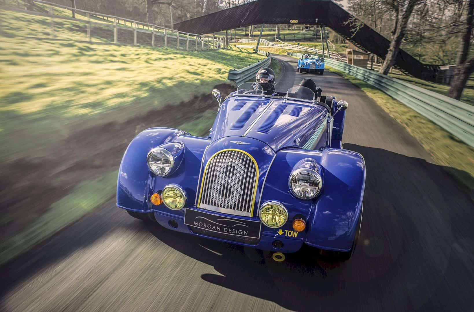 Morgan Plus 8 50th Anniversary Edition 7