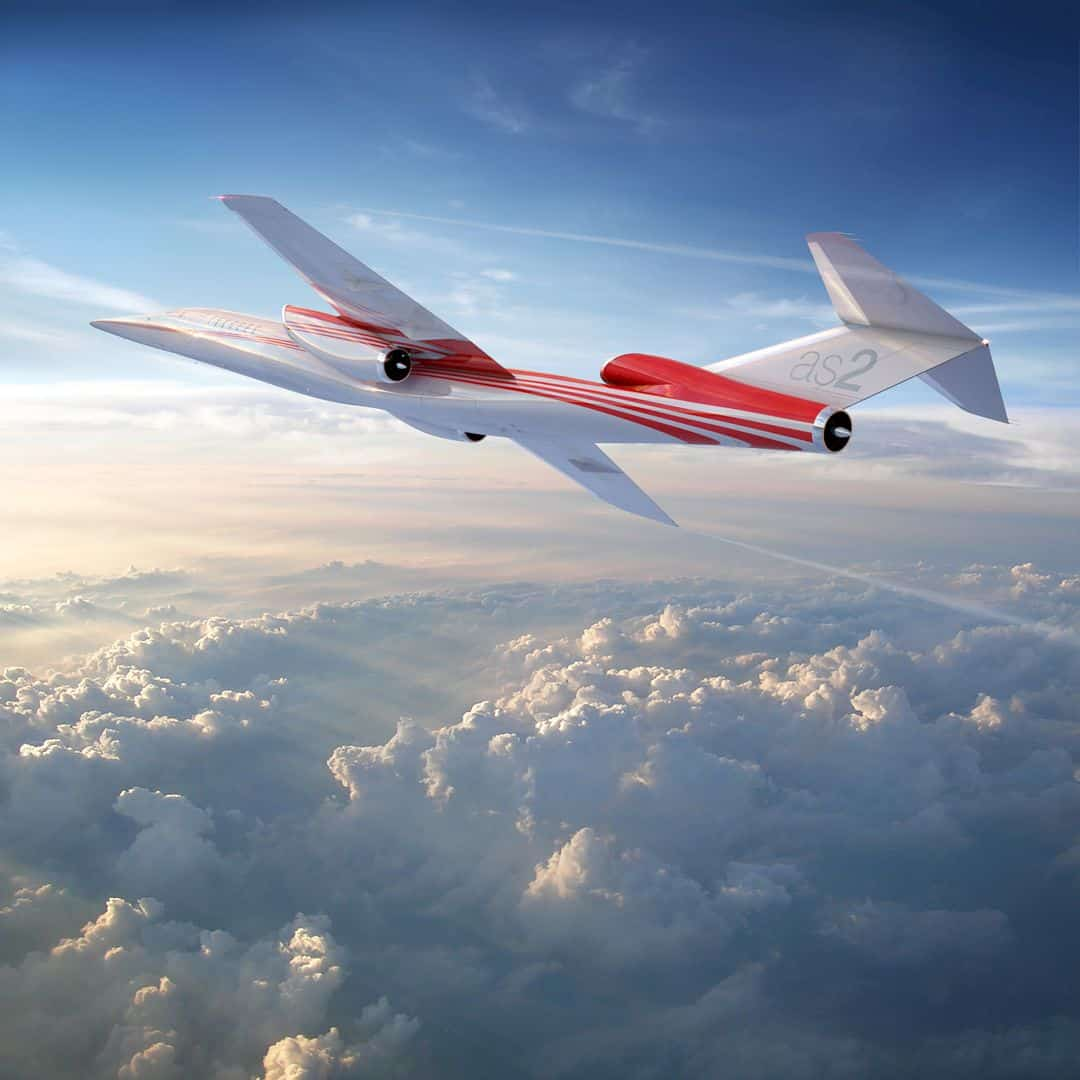 The Aerion As2 Supersonic 6