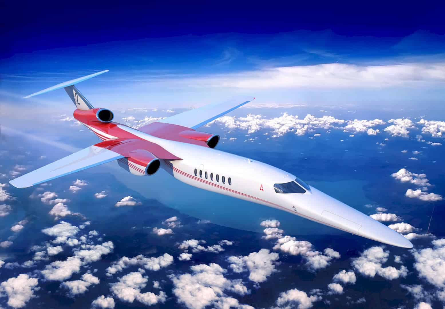 The Aerion As2 Supersonic 8