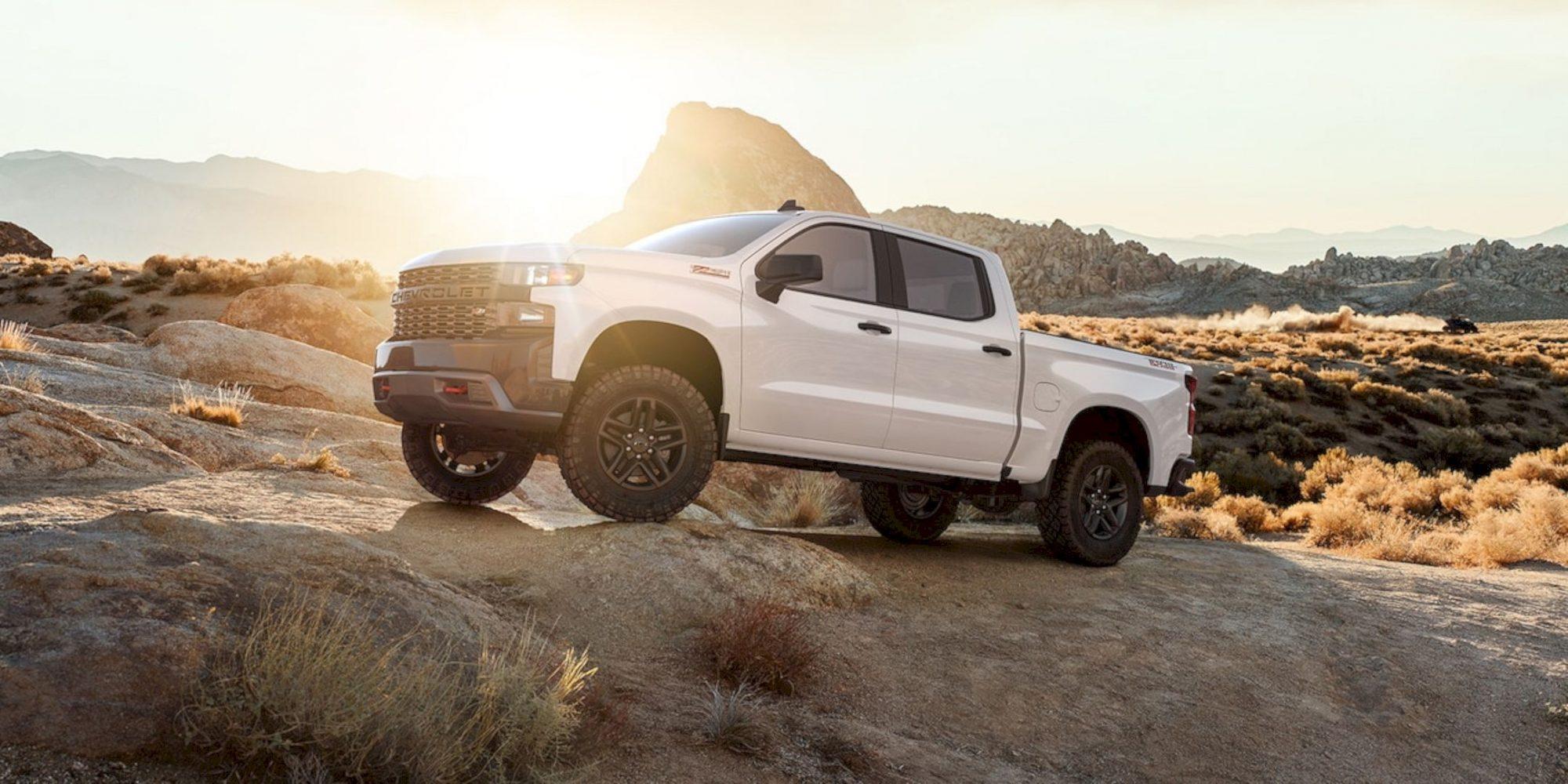 The All New 2019 Chevrolet Silverado 3