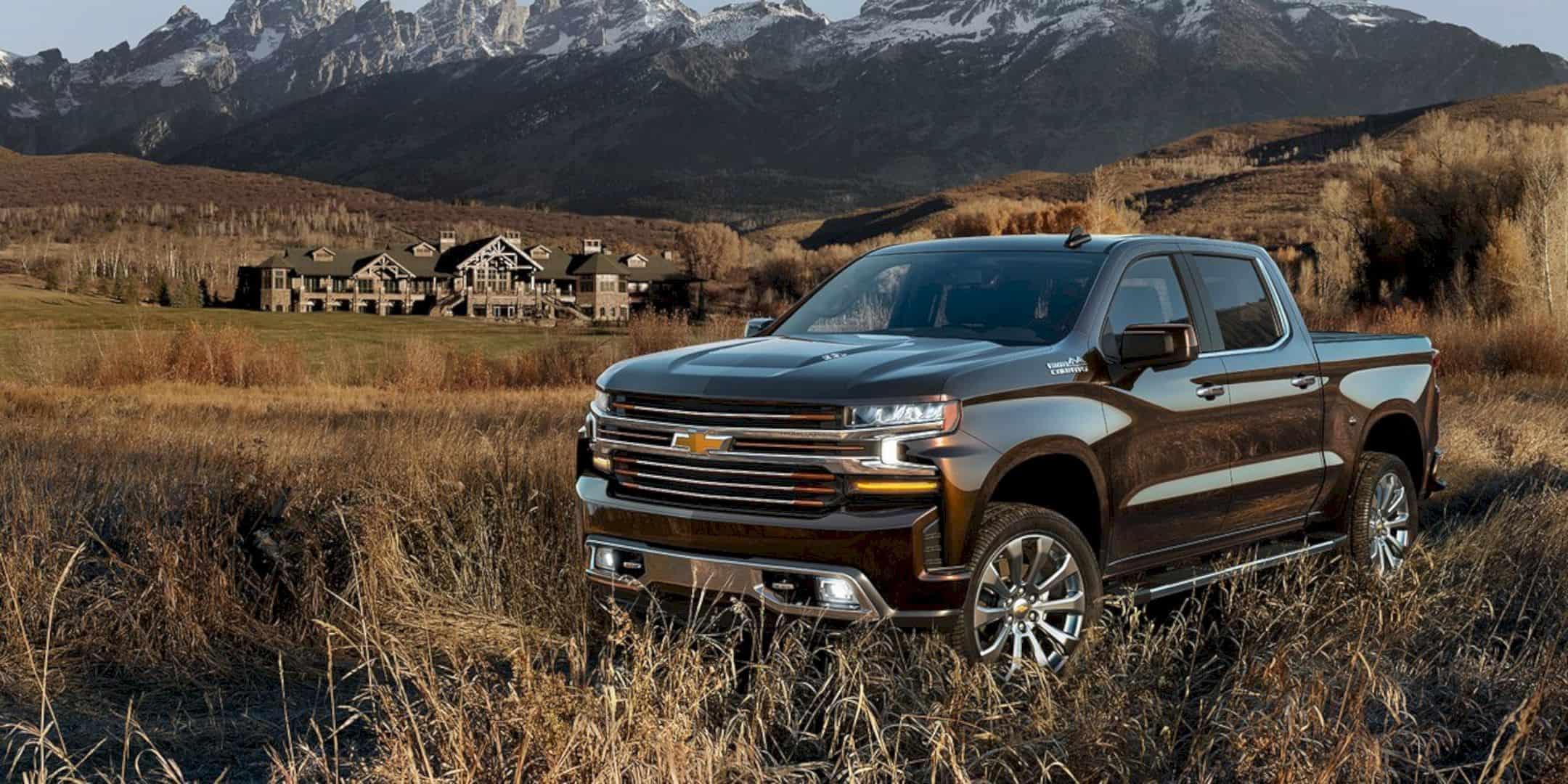 The All New 2019 Chevrolet Silverado 4