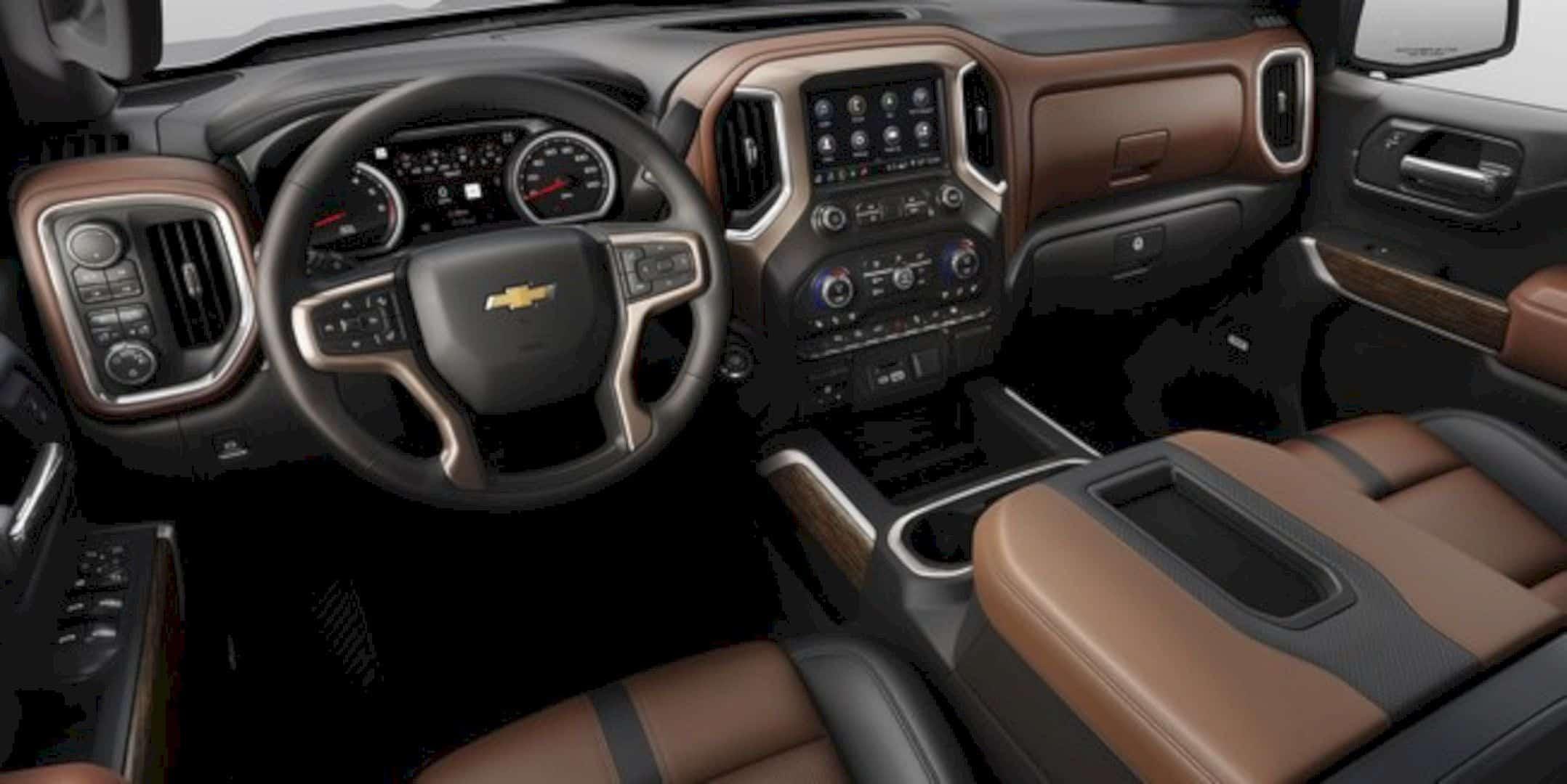 The All New 2019 Chevrolet Silverado 5