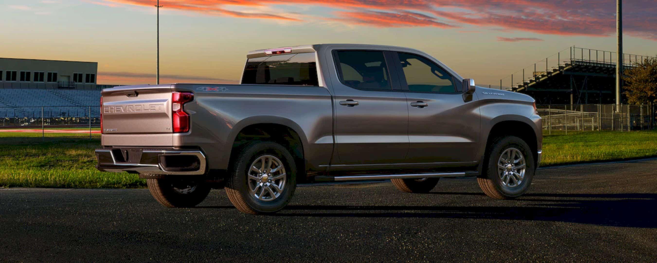 The All New 2019 Chevrolet Silverado 7
