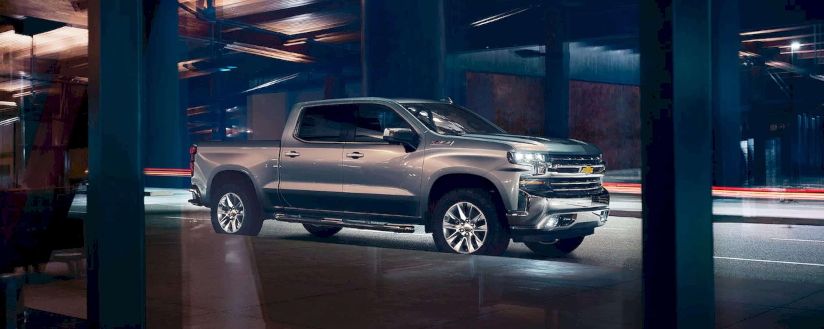 The All New 2019 Chevrolet Silverado 8