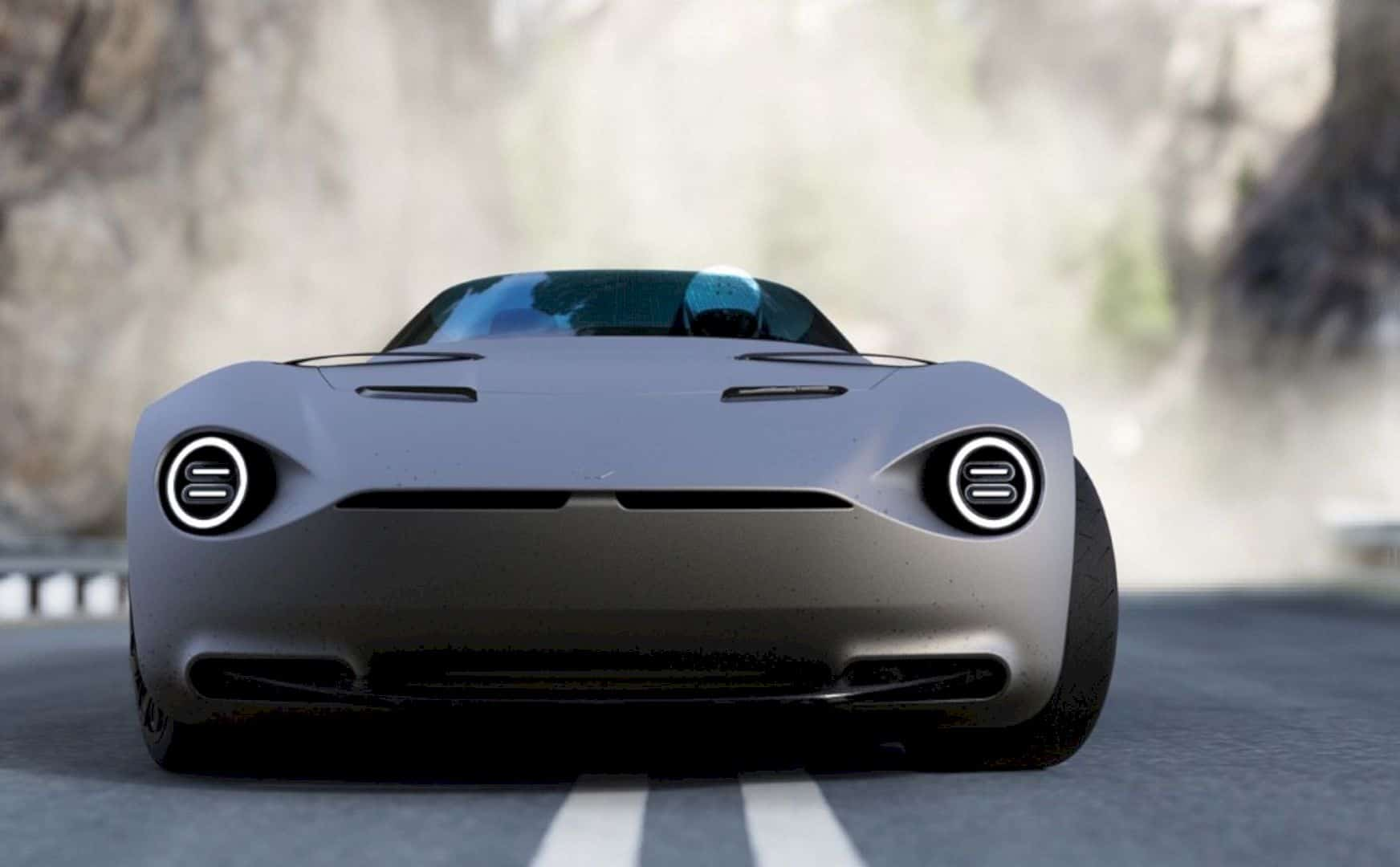 The Roadster Mg Concept Design 3
