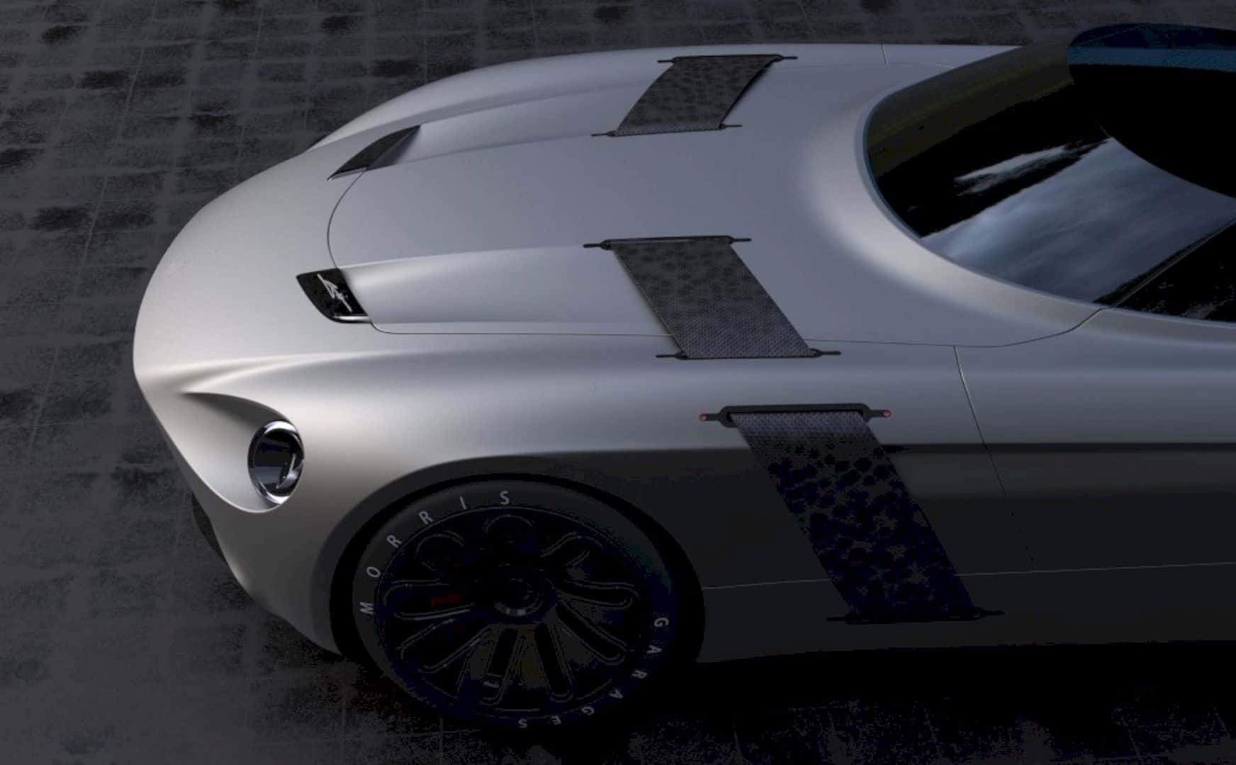 The Roadster MG Concept Design: The Perfect Execution on the Perfect Time