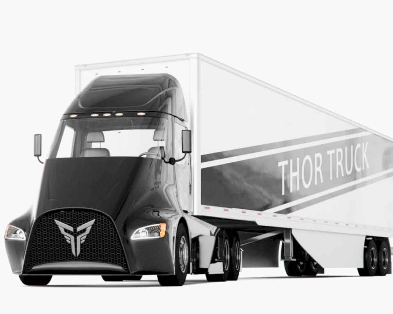 Thor Trucks 9