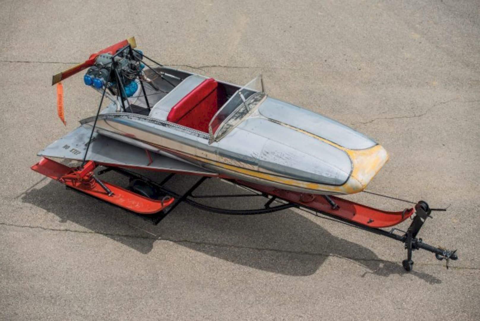 1958 Ice Speedster 1